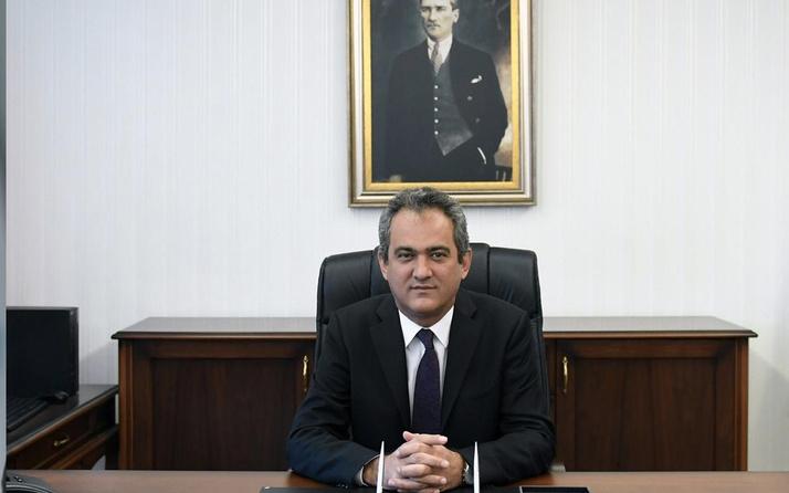 Mahmut Özer kimdir aslen nereli yeni Milli Eğitim Bakanı oldu