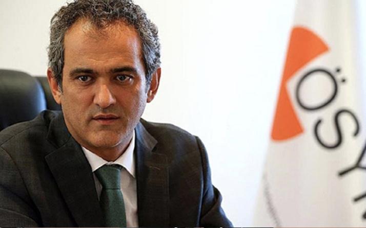 Mahmut Özer kimdir yeni Milli Eğitim Bakanı oldu Resmi Gazete duyurdu