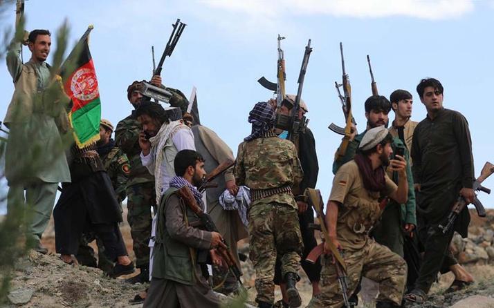 Taliban'dan kan donduran infaz! 9 ve 10 yaşındaki çocukları kafalarını keserek öldürdü