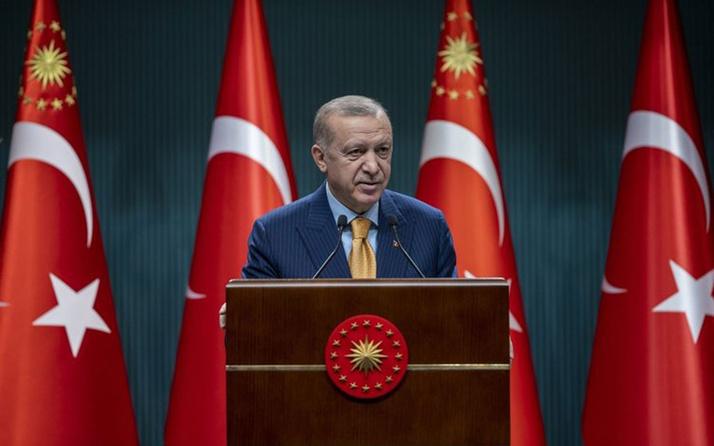 Cumhurbaşkanı Erdoğan'dan Covid zirvesine mesaj! Dünyaya duyurdu TURKOVAC seri üretime geçiliyor
