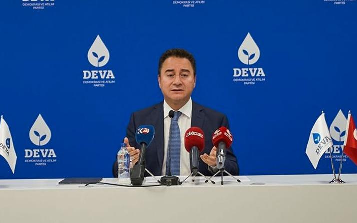 DEVA Partisi'nden Afet Eylem Planı açıkladı depremin altından kalkamazlar