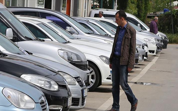 İkinci el otomobillerde fiyatlar cep yakıyor