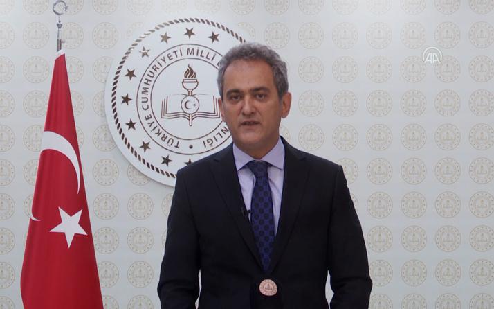 Milli Eğitim Bakanı Mahmut Özer yüz yüze eğitim için duyurdu: Milli güvenlik meselesi!