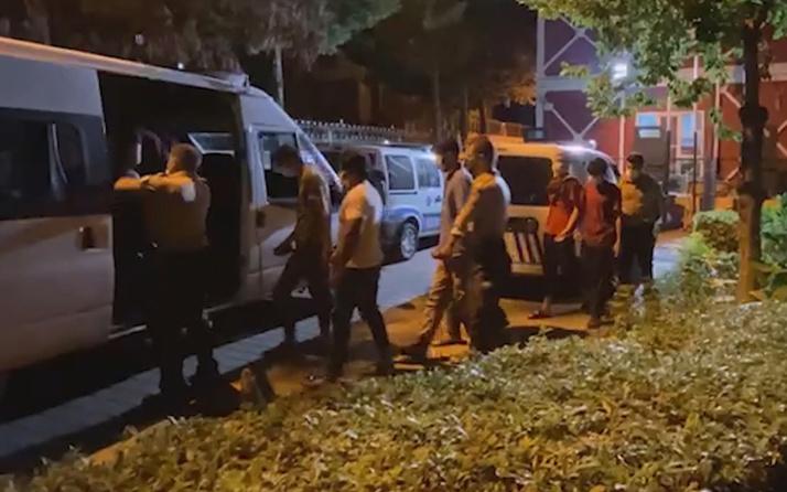 İstanbul'da son üç günde 1251 düzensiz göçmen yakalandı