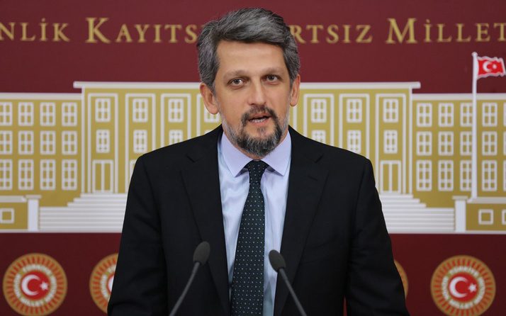 HDP'li Garo Paylan'dan Millet İttifakı'na büyük şok: Kendi yolumuza gideceğiz