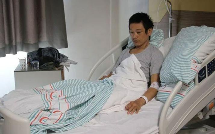 Japon turist 12 yıl dünyayı gezdi Elazığ'da diş fırçalarken bıçaklandı
