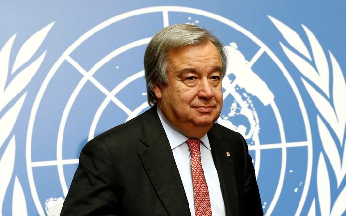 BM Genel Sekreteri Guterres'ten Çin ve ABD'ye uyarı