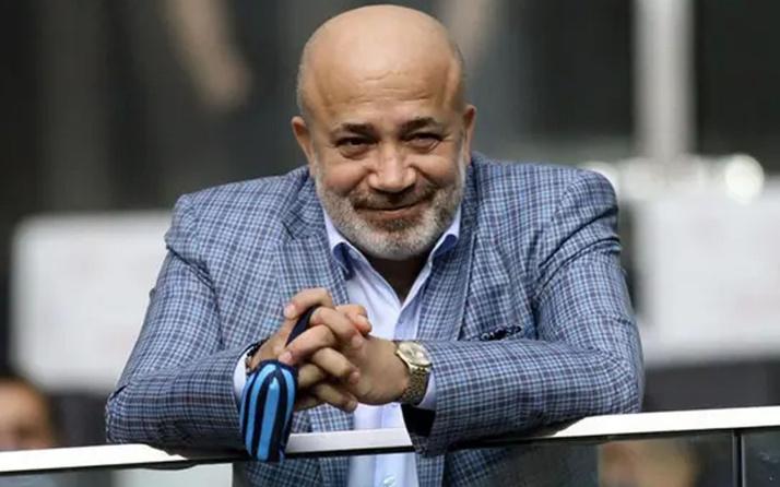 Adana Demirspor başkanından hodri meydan: İçine sindiremeyenler vınlasın