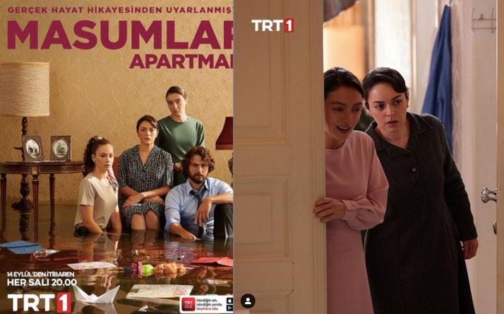 Masumlar Apartmanı nerede çekiliyor İstanbul'da konumu nerede?