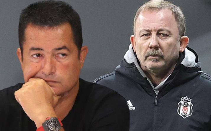 Sergen Yalçın'ın Beşiktaş-Dortmund maçının şifresiz olması isteğine Acun Ilıcalı'dan yanıt