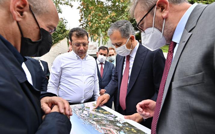 İstanbul Valisi Ali Yerlikaya duyurdu! AKM'nin açılış tarihi belli oldu