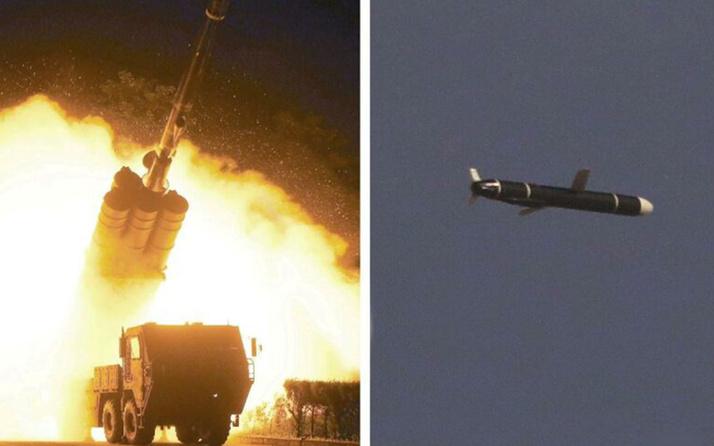 Dünya diken üstünde! Kuzey Kore 'tanımlanamayan' bir füze ateşledi Güney Kore misilleme yaptı
