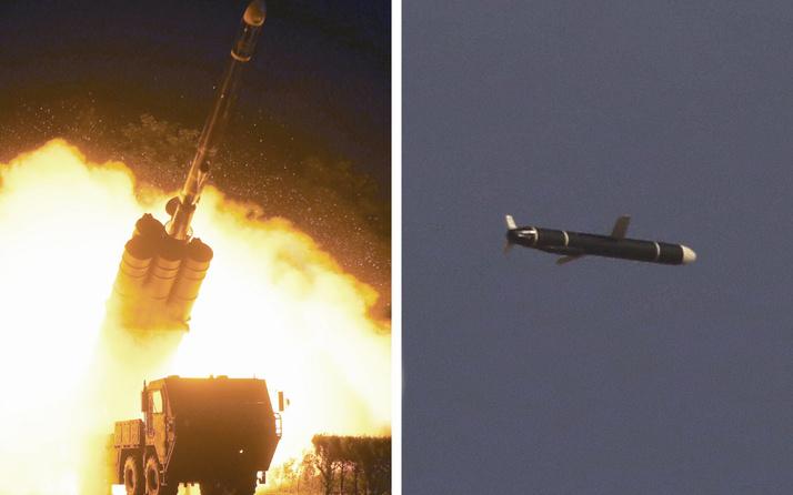 Kuzey Kore füzelerinin Japonya'nın batısındaki Noto Yarımadası açıklarına düştüğü açıklandı