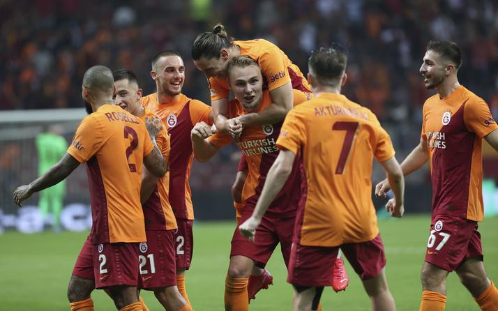 Galatasaray Lazio maçı golleri ve geniş özeti