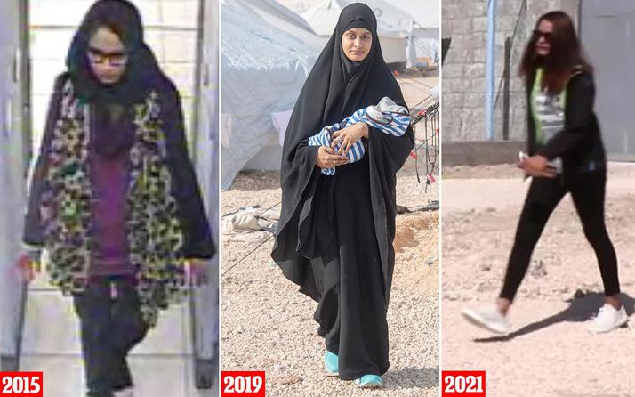 'IŞİD Gelini' İngiliz Şamima Begüm'den itiraflar! 'Kendimden nefret ediyorum'