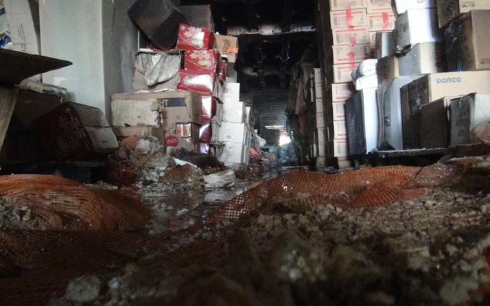 Van'da tahribat gün ağarınca ortaya çıktı! 3 milyon liralık zarar oluştu