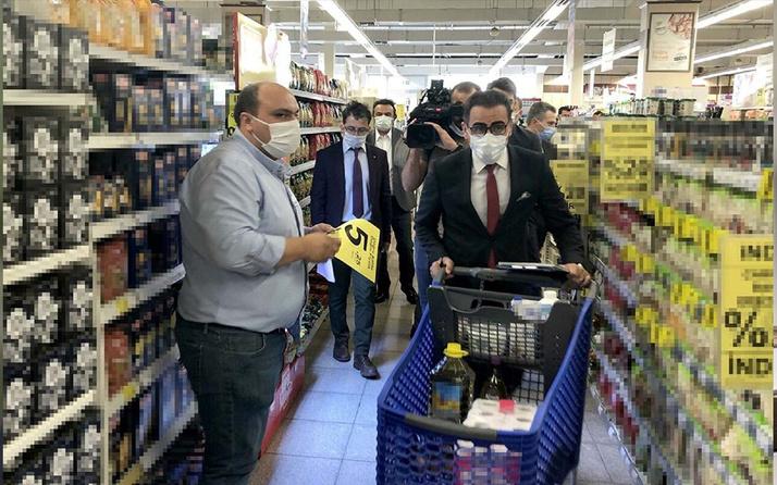 Ticaret Bakanı Mehmet Muş duyurdu! Faiz fiyat artışı yapanlara ağır cezalar geliyor