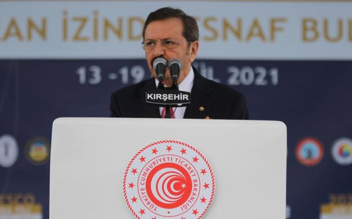 TOBB Başkanı Rıfat Hisarcıklıoğlu: Daha müreffeh bir Türkiye için hep beraber kenetlenmeliyiz