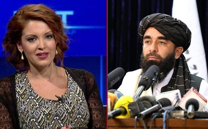 Taliban Sözcüsü Nagehan Alçı'ya konuştu: Erdoğan ilişkilerimizi daha da geliştirebilir