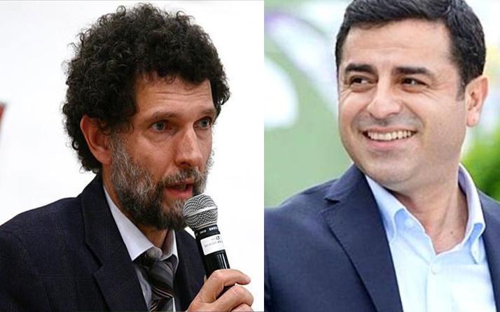 Avrupa Konseyi Bakanlar Komitesi'nden Osman Kavala ve Selahattin Demirtaş kararı