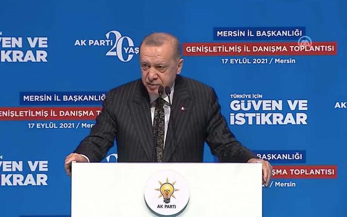 Cumhurbaşkanı Erdoğan belediyeleri hedef aldı: Beceriksizlikle karşı karşıyayız