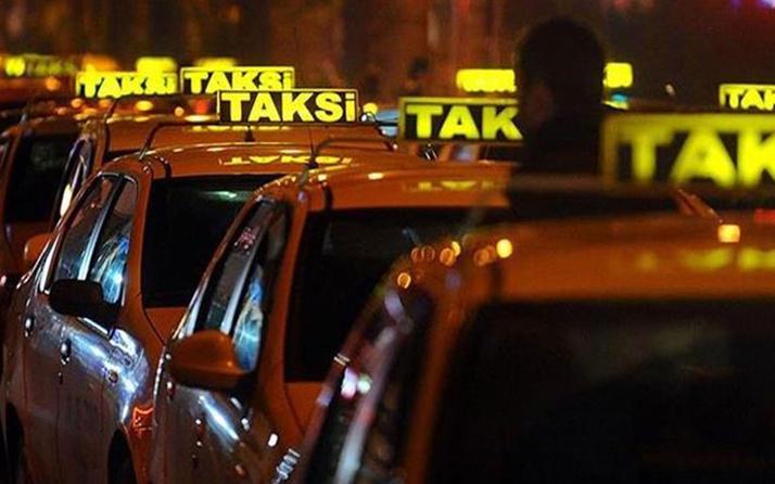 İçişleri Bakanlığı taksi sorununa el attı! 81 ile genelge gitti müşteri almayan yandı