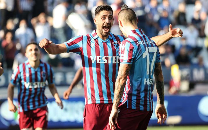 Trabzonspor konuk olduğu Kasımpaşa'yı tek golle geçti