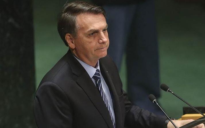 Aşısız Brezilya Devlet Başkanı Jair Bolsonaro: BM'ye katılacağım