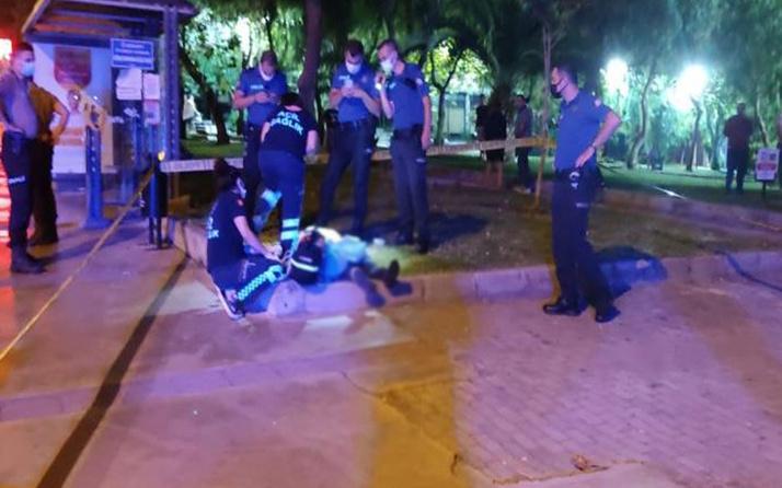 İzmir'de parkta ceset bulundu! Soruşturma başlatıldı