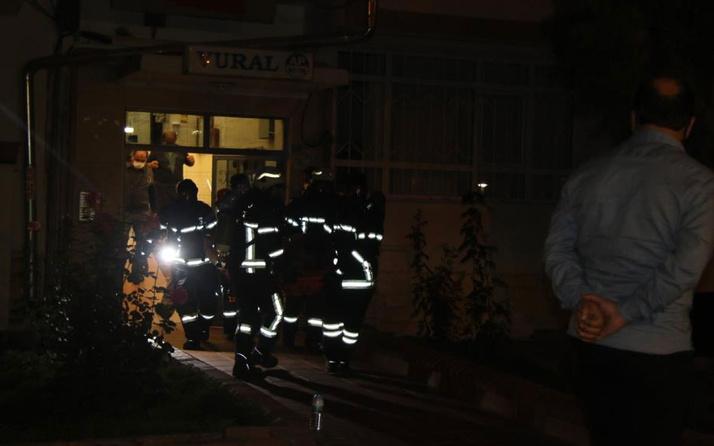 Kayseri'de bina sakinleri kokudan rahatsız oldu! Evde ceset bulundu