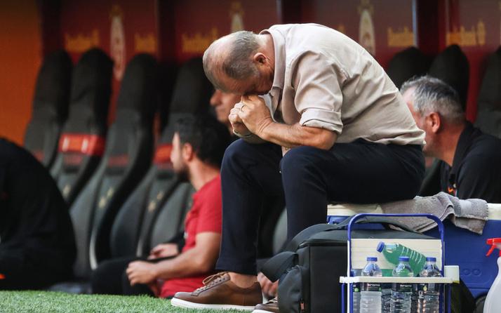 Fatih Terim'den Galatasaray taraftarına sitem: Ağlayan var
