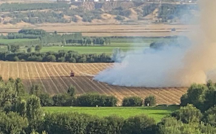 UNESCO Dünya Mirası'nda yer alıyor Diyarbakır Hevsel Bahçeleri yanıyor