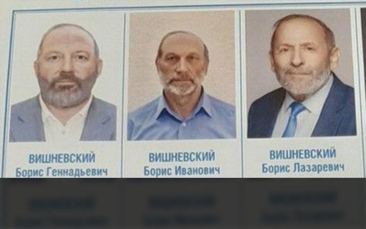 Rusya'daki seçimlerde herkes bu 3 adayı konuşuyor