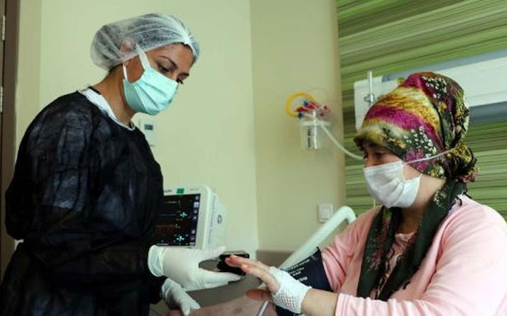 Doğum sonrası koronavirüse yakalanan anne: Aşının önemini yatınca anladım