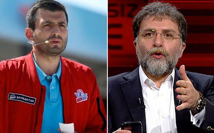 Ahmet Hakan'dan çarpıcı Selçuk Bayraktar yazısı! Türkiye'de kutuplaşmayı nasıl önlüyor