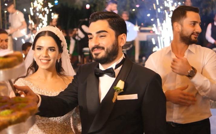Diyarbakır'da düğün pastası yerine bakın ne kestiler: Bir ilk olsun istedik