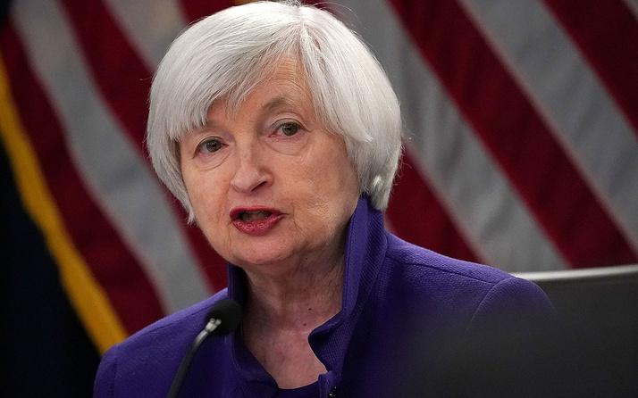 ABD Hazine Bakanı Janet Yellen'den korkutan açıklama: Tarihi bir mali kriz ortaya çıkabilir