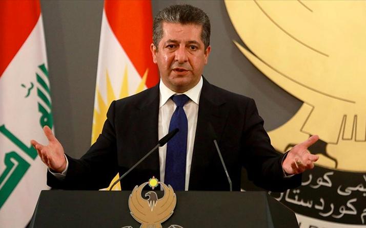 IKBY Başbakanı Barzani'den açıklama: PKK baş ağrısına neden oldu