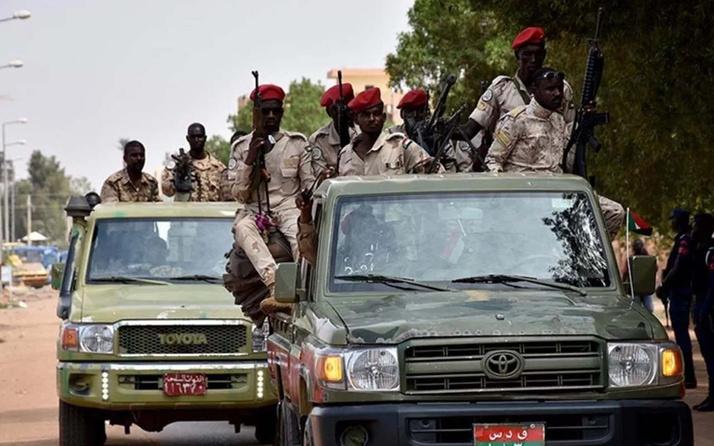 Sudan'da darbe girişimi! Karşı çıkma çağrısı