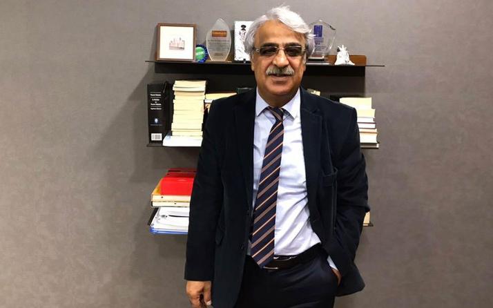 HDP eş başkanı Mithat Sancar'dan 'çözümün adresi İmralı' açıklaması