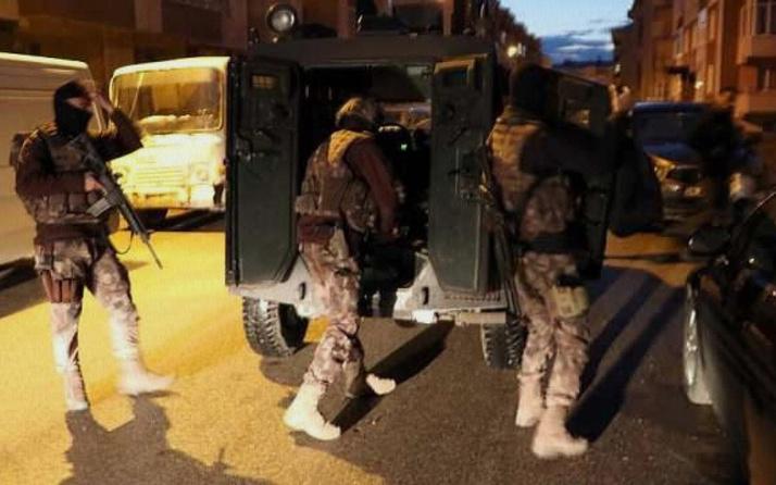 PKK'nın Yunanistan'da eğitim alan saldırı hazırlığındaki bombacısı Diyarbakır'da yakalandı
