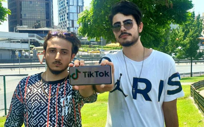 Türk gençler TikTok'un 20 bin dolarlık teklifini reddettiler