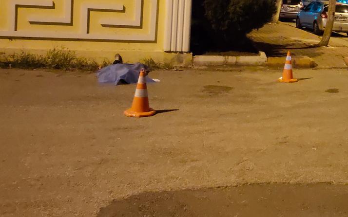 Antalya'da sokakta yürürken bir anda yere yığılıp hayatını kaybetti