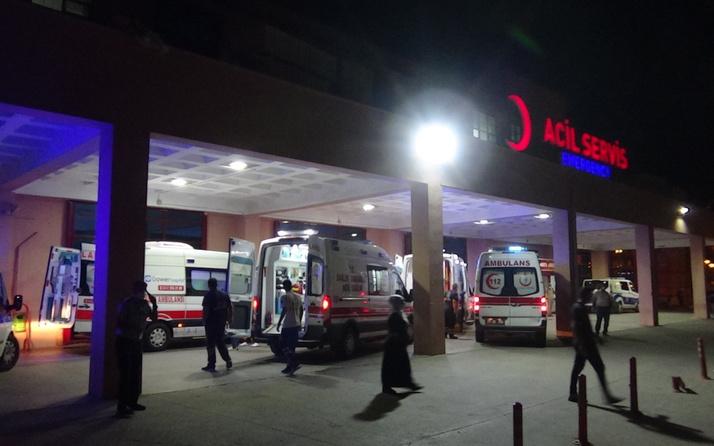 Diyarbakır'da cenaze kavgası! Tekme tokat birbirine girdiler