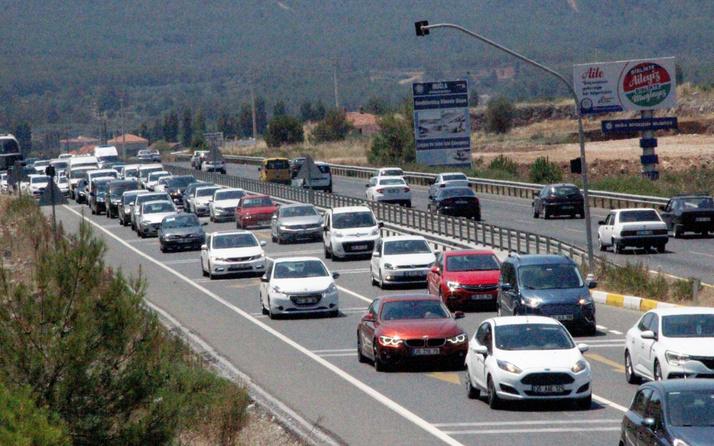 Muğla'da her 2 kişiye bir araba düşüyor! Toplam araç sayısı belli oldu