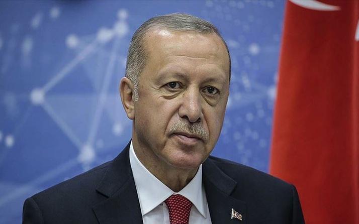 Göbeklitepe BM'de sergileniyor! Cumhurbaşkanı Erdoğan'dan paylaşım