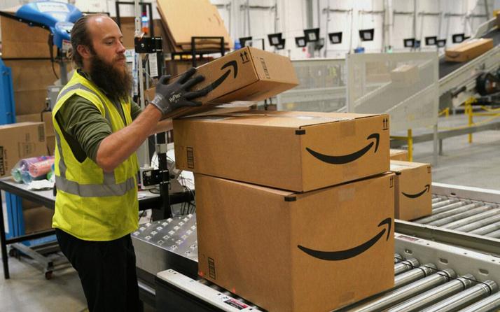 Amazon aşı olan çalışanlarına araba ve para verdi