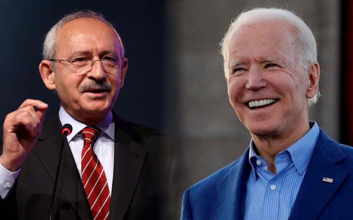Kemal Kılıçdaroğlu Biden ile görüşmek için ABD yolunda! Biden seçim öncesi söz vermişti!