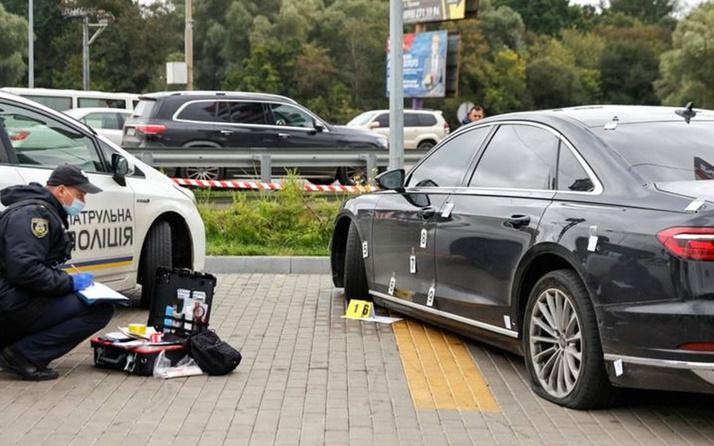 Ukrayna Devlet Başkanı Zelensky'nin danışmanına silahlı saldırı düzenlendi
