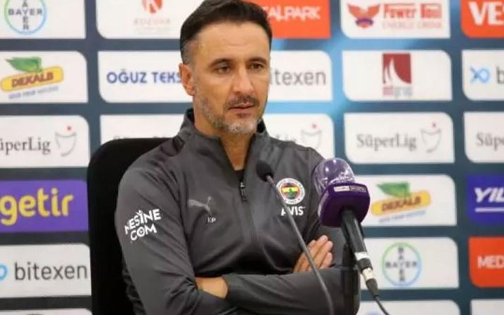Vitor Pereira: Kazanmak için her şeyi yaptık